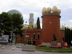 The Torre Galatea Figueras (España). Dali Museum. Been there!