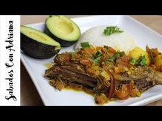 Sobre Barriga en Salsa Criolla - Sabados Con Adriana - YouTube Brisket, Youtube, Food, Savory Breakfast, Beef Stew Meat, Stuffed Chicken, Meals, Colombian Cuisine, Essen