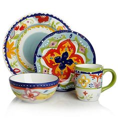 This gorgeous dishware from David Tutera (brings a little of the orient to your table, making every meal and adventure!