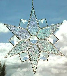 Image result for stained glass christmas ornaments