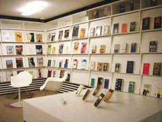 Htm, Frankfurt, Four Square, Bookcase, Photo Wall, Shelves, Home Decor, Building, Law
