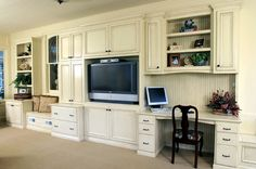 Full Featured Custom Wall Unit-would LOVE this in our living room