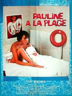 """Pauline a la Plage"" by Eric Rohmer (1983) (pauline am strand)"