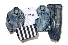 DENIM BY VANQUISH & FRAGMENT 2016 Spring/Summer Collection