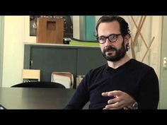 ▶ Konstantin Grcic - Designer of the Year 2010 - YouTube