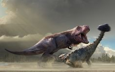 Dinosaurs in the Wild - stunning pictures of the huge dino show coming to Birmingham