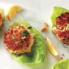 Classic Salmon Cakes are so tasty, they don't even need a sauce. A simple squeeze of lemon or lime does the trick for these fantastic Salmon Cakes. Salmon Recipes, Fish Recipes, Seafood Recipes, New Recipes, Cooking Recipes, Favorite Recipes, Healthy Recipes, Cake Recipes, Recipies