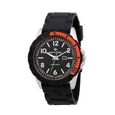 RAGLAN BLACK ORANGE ACCENT Urban Icon, Surf Outfit, Mens Fashion, Fashion Outfits, Rip Curl, Casio Watch, Surfing, Watches, Orange