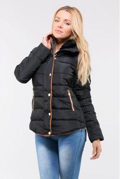 Toppatakki 49,90 € chooz.fi Winter Jackets, Fashion, Winter Coats, Moda, Winter Vest Outfits, Fashion Styles, Fashion Illustrations