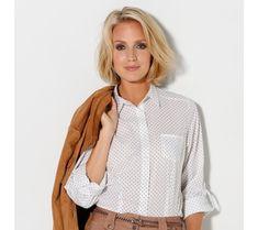 Košeľa s bodkami   modino.sk #modino_sk #modino_style #style #fashion #blancheporte