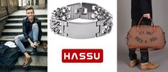 "Look Rock N`Roll da Hassu!  Bracelet ""Rock N`Roll"" da HASSU"