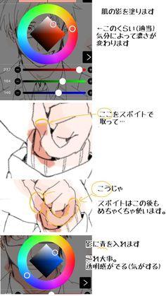 Digital Painting Tutorials, Digital Art Tutorial, Art Tutorials, Body Reference Drawing, Drawing Tips, Art Reference, Basic Sketching, Sketching Techniques, Anime Boy Sketch