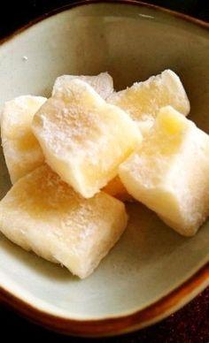 やわらか♪バター餅 by レイのお料理☆ [クックパッド] 簡単おいしいみんなのレシピが249万品