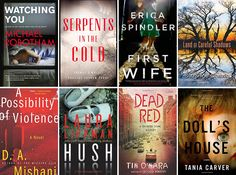 Check out these great crime covers featuring images from our very talented Trevillion photographers. If you've got the right images for the next crime blockbuster then why not send them to us today! - 1st: Stephen Carroll, Jake Olson. 2nd: Sally Mundy, Liz Dalziel, Ilina Simeonova, Jude McConkey.
