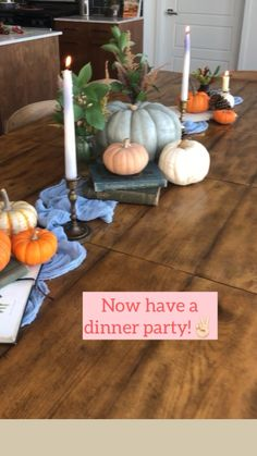 Diy Home Decor On A Budget, Fall Home Decor, Holiday Decor, Diy Home Crafts, Fall Crafts, Fall Halloween, Halloween Ideas, Halloween Party, Thanksgiving Decorations