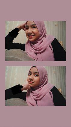 Casual Hijab Outfit, Ootd Hijab, Hijab Chic, Girl Hijab, Cute Girl Photo, Girl Photo Poses, Girl Photos, Hijab Tutorial, Instagram Pose