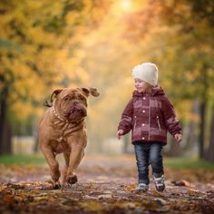 Little Kids and Their Big Dogs Dogue de Bordeaux Dogs And Kids, Animals For Kids, Animals And Pets, Cute Animals, Love My Dog, Baby Dogs, Pet Dogs, Dogs And Puppies, Doggies