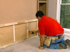 How to Build a Murphy Bed - Part 2 | how-tos | DIY