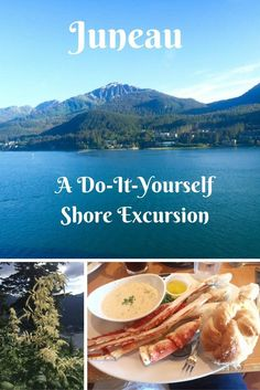 Juneau, Alaska - A Do-It-Yourself Shore Excursion going up the Mt. Roberts…