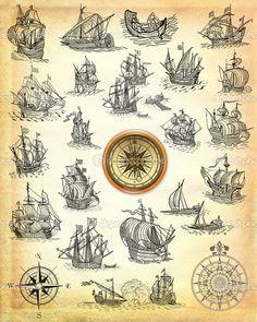 small ships