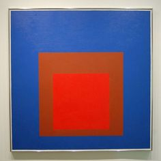 Homage to the Square: Young, 1951-52 Josef Albers