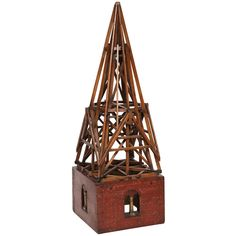 19th Century French Architectural Model