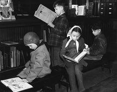 Public Library of Cincinnati & Hamilton County, ca. 1945