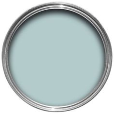 Dulux Polished Pebble Matt Emulsion Paint - B&Q for all your home and garden supplies and advice on all the latest DIY trends Wall Colors, House Colors, Paint Colours, Duck Egg Blue Bedroom, Duck Egg Blue Dulux, Living Room Duck Egg Blue, Duck Egg Blue Hallway, Duck Egg Blue Paint, Dulux Blue
