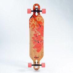 Riviera Cherry Blossom - Longboard