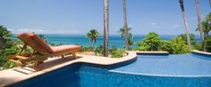 Casa Cascada - San Pancho, Mexico - Luxury 4 bedroom villa with full staff and remarkable ocean views! For more information and photos click here: http://www.luxuryvillasrivieranayarit.com/room/casa-cascada/