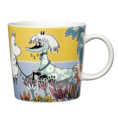 """A new Moomin character mug """"Primadonna's horse"""" by Arabia, designed by Tove Slotte Nordic Home, Scandinavian Home, Les Moomins, Moomin Mugs, Geek Cave, Tove Jansson, Home Decor Online, My Collection, Marimekko"""