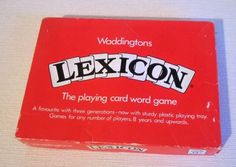 In Good Condition. Generation Game, Word Games, Vintage Games, Conditioner, Playing Cards, Words, Ebay, Puns