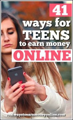Online jobs for teens. See these 41 ways teens can earn money online. Online jobs for teens. See these 41 ways teens can earn money online.,Temporary or Online Jobs Online jobs for teens. See these 41 ways teens can earn money online. Earn Money Online Fast, Ways To Earn Money, Earn Money From Home, Make Money Blogging, How To Make Money, Money Fast, Money Tips, How To Earn Money For Teens, Saving Money