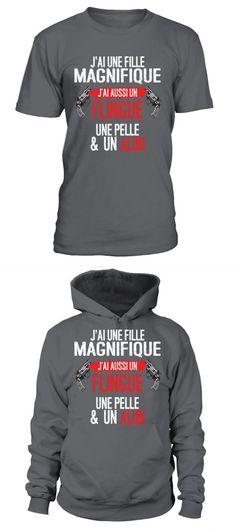 Pêche KID/'S T-Shirt Pour Enfants Garçons Filles Unisexe Top