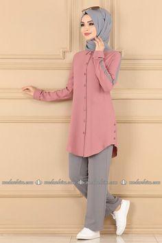 Modesty Fashion, Muslim Fashion, Fashion Outfits, Sewing Clothes Women, Jolie Lingerie, Elegant Dresses For Women, Mode Hijab, Sport, Shopping