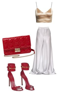 """Untitled #487"" by marxendjie on Polyvore featuring Etro, Gucci, Christian Dior, women's clothing, women's fashion, women, female, woman, misses and juniors"
