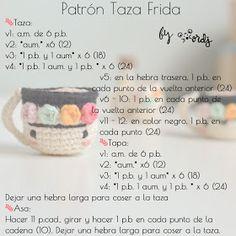 Doily Patterns, Knitting Patterns, Crochet Patterns, Crochet For Kids, Crochet Baby, Chrochet, Crochet Projects, Free Pattern, Cross Stitch