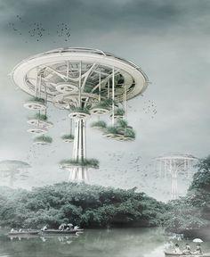 Nachhaltiges Bauen - architektonische Einblicke in die Zukunft - http://freshideen.com/dekoration/nachhaltiges-bauen.html