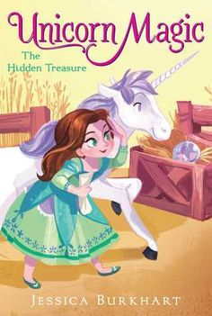 Bella must go on a special quest for a magical crystal in order to save her beloved Glimmer in the fourth book in the Unicorn Magic series!( goodreads.com)