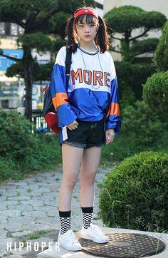 고결 > Street Fashion | 힙합퍼|거리의 시작 - Now, That's Street