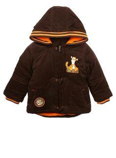 BHS - Brown Tigger® Cord Jacket