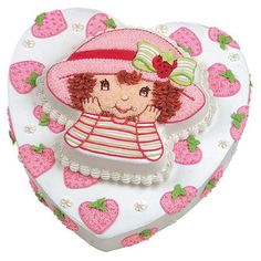 wilton strawberry shortcake cake pan instructions