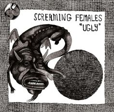 Screaming Females. Dark rockabilly surf rock with strong lady vocals. Me likey.