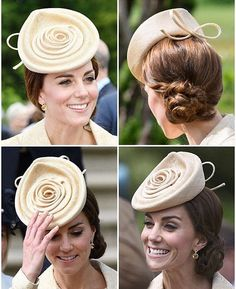 Kate Middleton, 6/14/16, at a Garden Party in Northern Ireland .....Uploaded By  www.1stand2ndtimearound.etsy.com