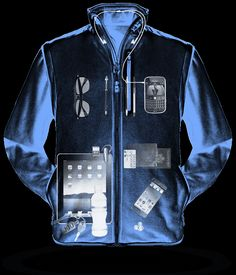 Scottevest Technology Enabled Clothing - protect your valuables while traveling