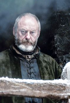 stormbornvalkyrie: ♕ Davos Seaworth in Game of Thrones Season 6