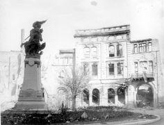 """Teatrul Lyric, cunoscut și sub numele Teatrul """"Leon Popescu"""", un timp sediu al Operei."""