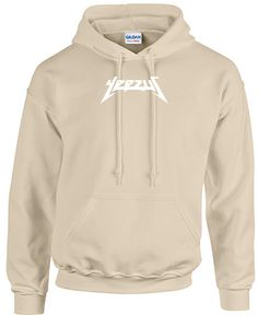 Yeezus Hoodie / Pullover / Jumper- Tour - High Quality and Super Soft!  This is perfect for any Kanye West fan and anyone else that wants a super soft sweatshirt hoodie that keeps you warm. FIT: Unisex - Runs true to size. Size chart included in the photos of this listing. Ladies - Since this is unisex, if you are very slender and dont want this to be a little baggy, you may want to purchase a size down. High Quality 50/50 Blend Pullover Hood Sweatshirt Double needle stitched pouch pocket…