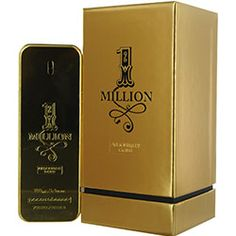 Paco Rabanne 1 Million Absolutely Gold  pure parfum spray www.fragrancenet.com