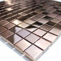 Kupfer Mosaik Fliese